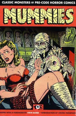 Classic Monsters of Pre-Code Horror Comics