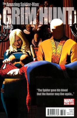 The Amazing Spider-Man Vol. 2 (1999-2014) (Comic-Book) #636
