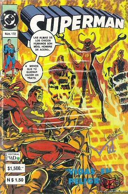 Supermán (1986-2001) (Grapa) #172