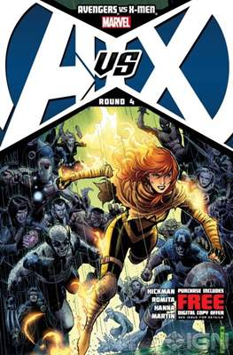 Avengers vs. X-Men (Comic-book) #4