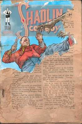 The Shaolin Cowboy (Grapa) #5