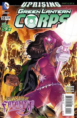 Green Lantern Corps Vol. 3 (2011-2015) #33