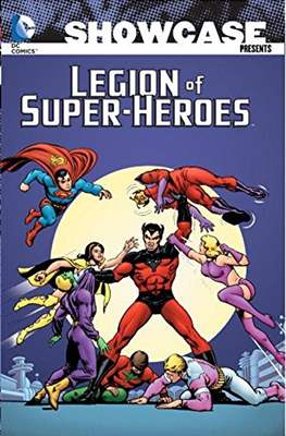Showcase Presents: The Legion of Superheroes (Softcover) #5
