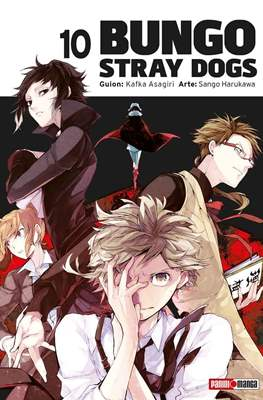 Bungo Stray Dogs #10