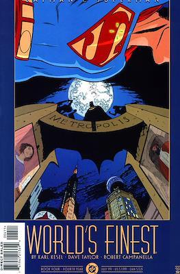 Batman & Superman: World's Finest (Softcover) #4