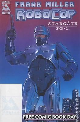 Robocop / Stargate SG-1 Free Comic Book Day 2003