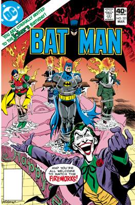 Batman Facsimile Edition (Comic Book) #321