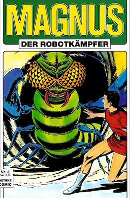 Magnus: Der Robotkämpfer (Softcover. 48 pp) #3