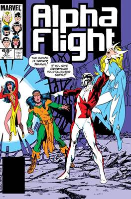 Alpha Flight (Vol. 1 1983-1994) (Digital) #27