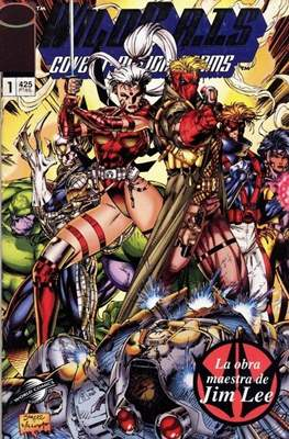 WildC.A.T.S Vol. 1 (Grapa 36 pp) #1