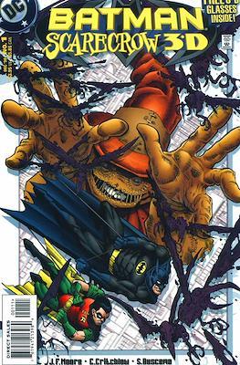 Batman Scarecrow 3-D