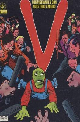 V (Grapa, 36 páginas (1985)) #16