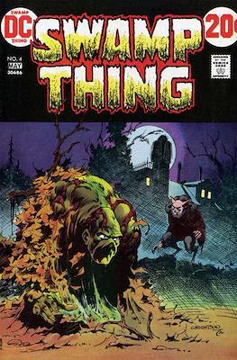Swamp Thing (1972 1st Series) (Comic Book. 1972 - 1976) #4