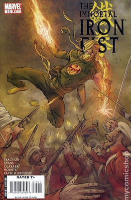 The Immortal Iron Fist (2007-2009) (Comic Book) #15