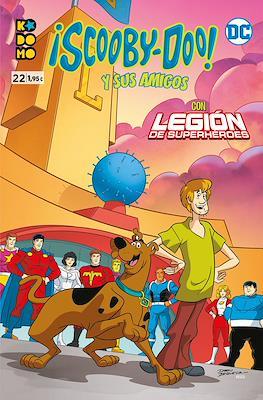 ¡Scooby-Doo! y sus amigos #22