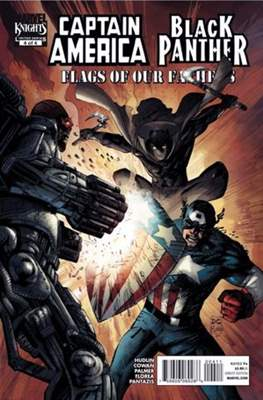 Captain America / Black Panther: Flags of Our Fathers (Comic Book) #4