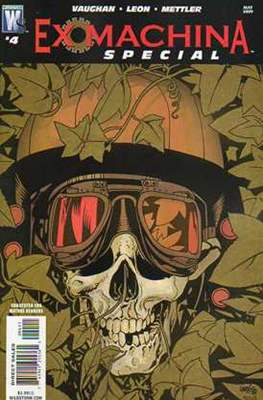 Ex Machina Special (Comic Book) #4