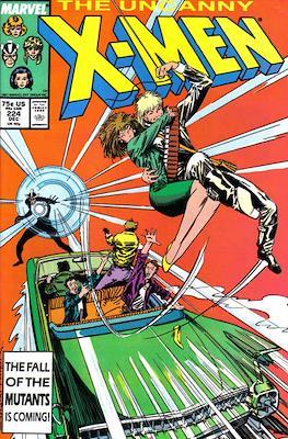 The Uncanny X-Men (1963-2011) (Comic-Book) #224