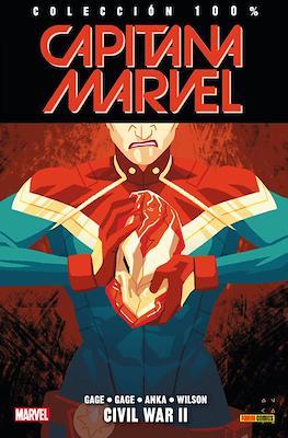 Capitana Marvel. 100% Marvel (2013-) (Rústica con solapas) #6