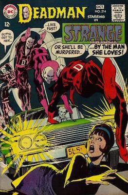 Strange Adventures (Comic Book) #214