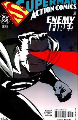 Action Comics Vol. 1 (1938-2011; 2016-) (Comic Book) #801