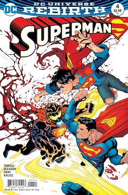 Superman Vol. 4 (2016-2018) (Comic Book) #4