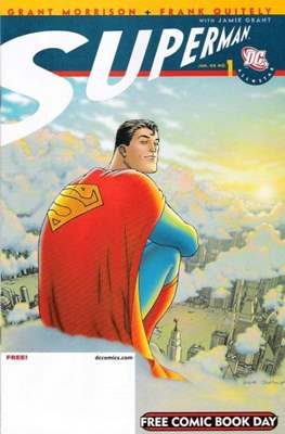 All-Star Superman (2008). Free Comic Book Day Edition