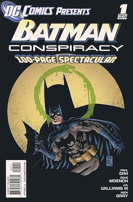 DC Comics Presents: Batman Conspiracy