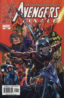 The Avengers: Finale