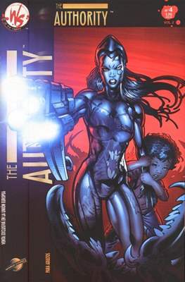 The Authority vol. 2 (2004-2005) (Grapa, 28 páginas (2004-2005)) #4