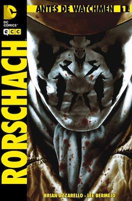 Antes de Watchmen: Rorschach (Grapa) #1