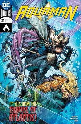 Aquaman Vol. 8 (2016-) (Comic Book) #36