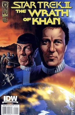 Star Trek II:The Wrath Of Khan