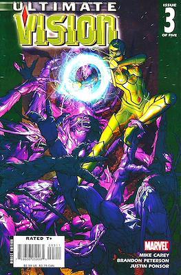 Ultimate Vision (Comic book 32 pp) #3