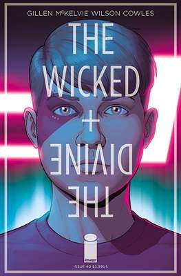 The Wicked + The Divine (Digital) #40