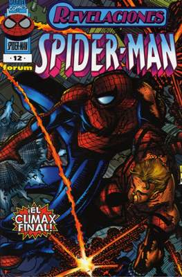 Spiderman Vol. 3 Nuevo Spiderman (1996-1997) (Rústica 96-128 pp) #12