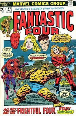 Fantastic Four Vol. 1 (1961-1996) (saddle-stitched) #129