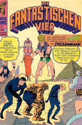 Die Fantastischen Vier (Heften) #17