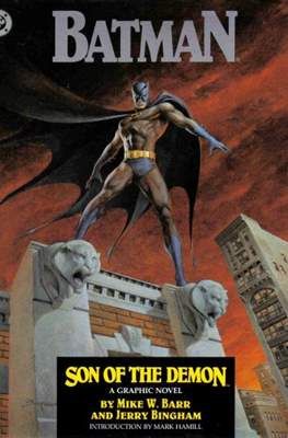 Batman: Son of the Demon
