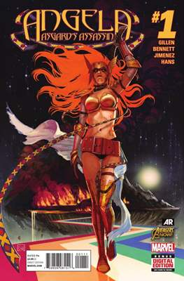 Angela: Asgard's Assassin Vol 1 (Comic book) #1