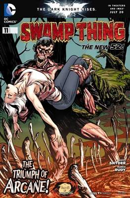 Swamp Thing vol. 5 (2011-2015) #11