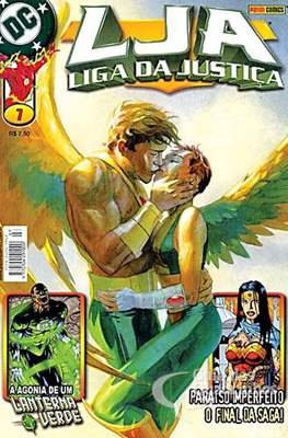 Liga da Justiça. 1ª série (Brochado. 100 pp) #7