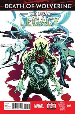 Death of Wolverine: The Logan Legacy (Comic-Book) #7