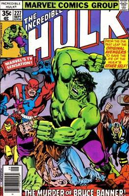 The Incredible Hulk Vol. 1 (1962-1999) (Comic Book) #227