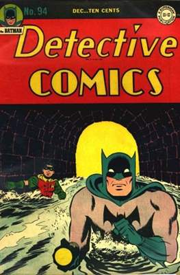 Detective Comics Vol. 1 (1937-2011; 2016-) (Comic Book) #94