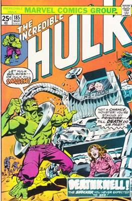 The Incredible Hulk Vol. 1 (1962-1999) (Comic Book) #185