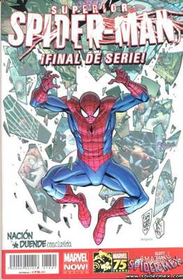 The Superior Spider-Man (Grapa) #16