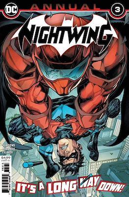 Nightwing Vol. 4 Annual (2018-) (Comic Book) #3