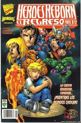 Avengers (Grapa) #29