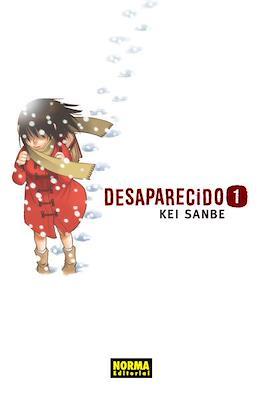Desaparecido (Rústica con sobrecubierta) #1